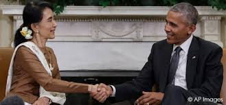 kyi obama