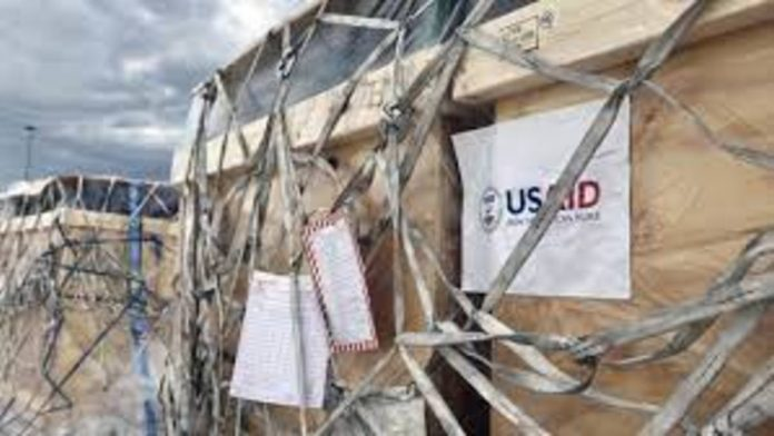 US relief package